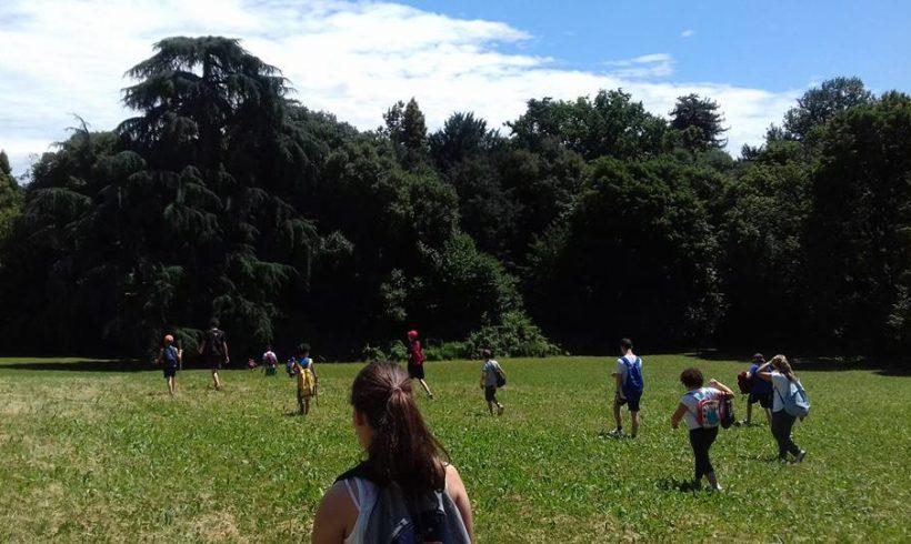 Campus estivo 2019 Sportivi di Natura a Velate Usmate