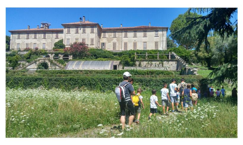 Campus estivo 2019 Villa Greppi Monticello Brianza