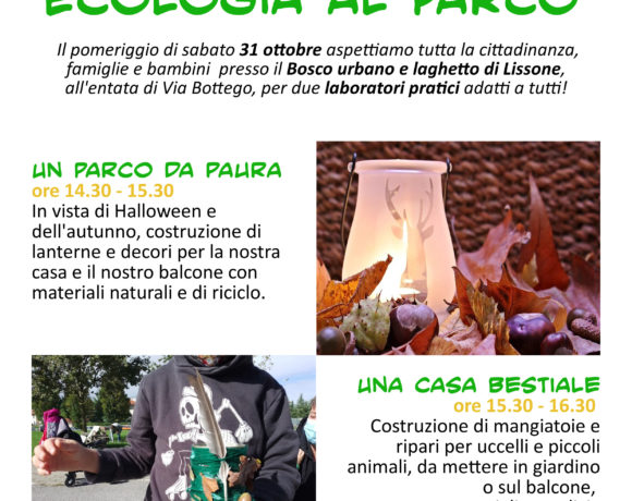Ecologia al Parco Grugnotorto!