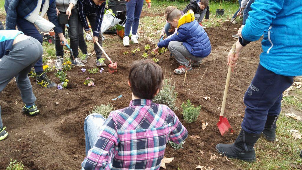 Workshop e incontri aperti: alla scoperta dell'orto, del suolo e dell'acqua